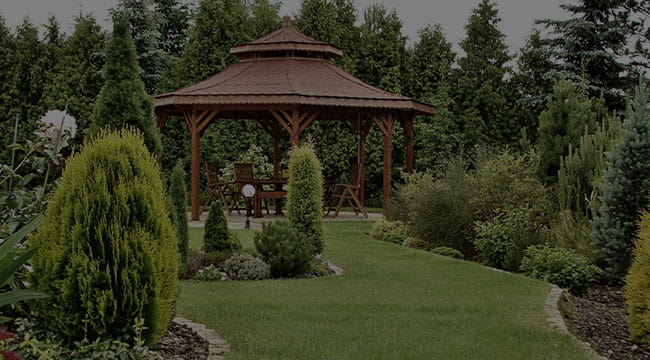 Baton Rouge Garden Design